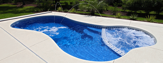 San Juan Pools - Pool Care Of Tampa Bay fiberglass swimming pools