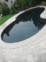 Atlantic Fiberglass Pool in Miami, FL